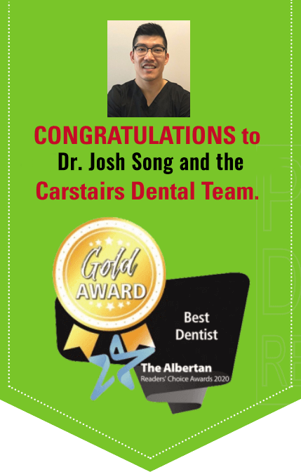 Dr. Josh Song - Dentist in Carstairs AB